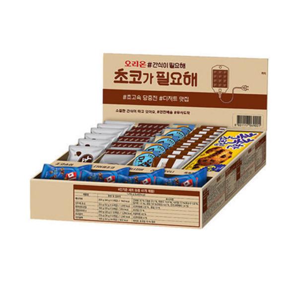 商品圖片,韓國代購|韓國批發-ibuy99|간식시리즈 초코가필요해 1296g