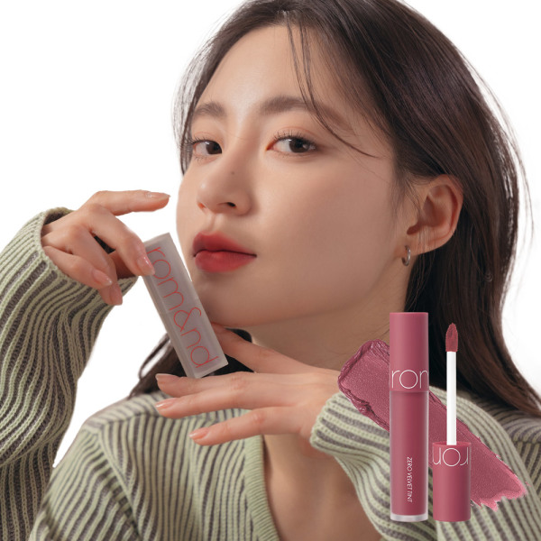 商品圖片,韓國代購|韓國批發-ibuy99|romand Mascara Special Pack Special Price+Eye Mak…