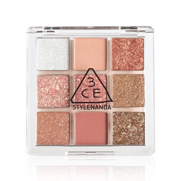 韓國代購|韓國批發-ibuy99|化妆品/香水|彩妆|眼影|[3只眼]3CE MULTI EYE COLOR PALETTE (클리어레이어)