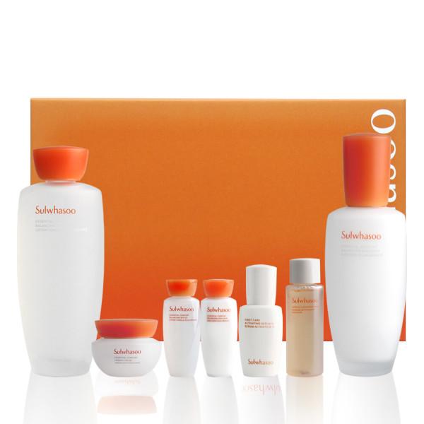 韓國代購 韓國批發-ibuy99 化妆品/香水 护肤 护肤套装 [雪花秀]雪花秀/滋盈肌本/2件套