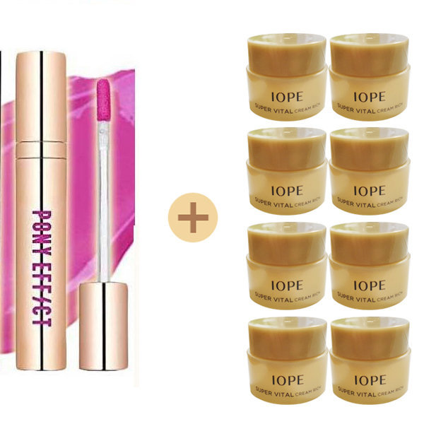 韓國代購 韓國批發-ibuy99 化妆品/香水 彩妆 唇液 PONY EFFECT
