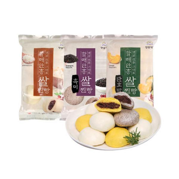 商品圖片,韓國代購|韓國批發-ibuy99|Rice/Steamed Bun With Red Bean Paste Filling