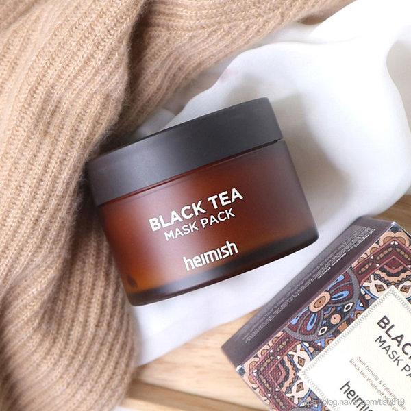 商品圖片,韓國代購|韓國批發-ibuy99|Heimish Black Tea Mask Pack 110ml