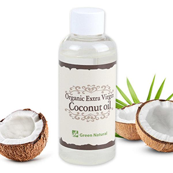 商品圖片,韓國代購|韓國批發-ibuy99|Organic Extra Virgin Coconut Oil 100ml 2 Pcs