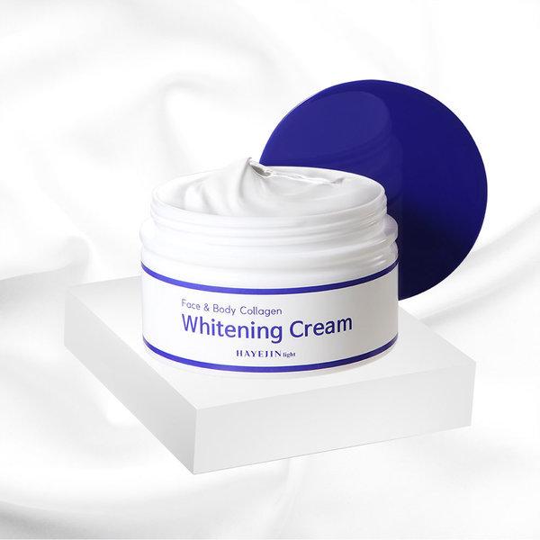 商品圖片,韓國代購 韓國批發-ibuy99 Face/Body/Collagen/Whitening/Cream/200ml