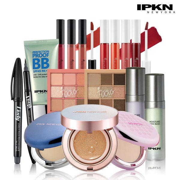 商品圖片,韓國代購|韓國批發-ibuy99|IPKN/Cushion Compact/Product+Refill/1+1/BB Cream/…