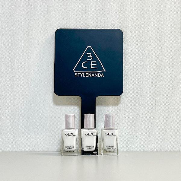 韓國代購|韓國批發-ibuy99|化妆品/香水|美容用品|手持镜|[3只眼]3CE SQUARE HAND MIRROR