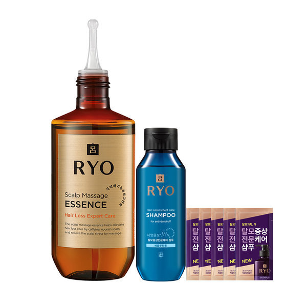 商品圖片,韓國代購 韓國批發-ibuy99 RYO Jayangyunmo 9EX Hair Loss Expert Care Scalp M…