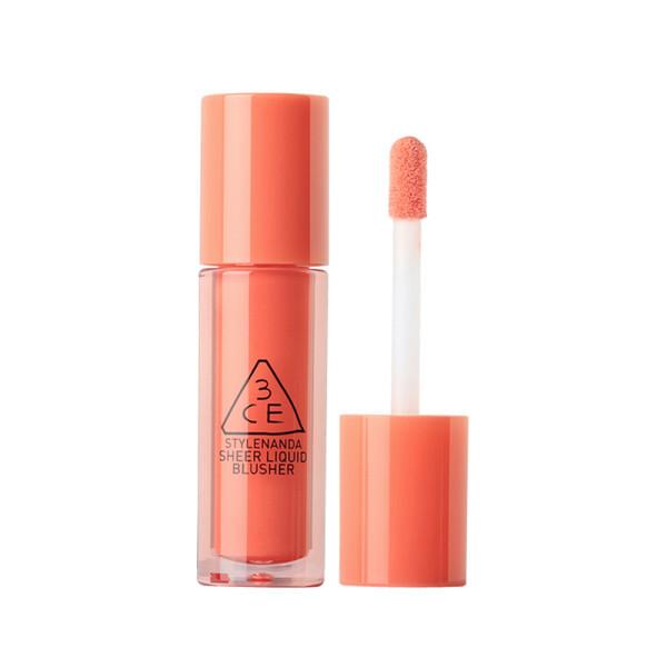 韓國代購|韓國批發-ibuy99|化妆品/香水|彩妆|腮红|[STYLE NANDA]3CE SHEER LIQUID BLUSHER 쉬어 리퀴드 블러셔