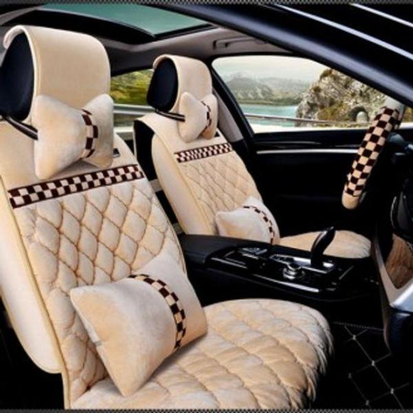 商品圖片,韓國代購|韓國批發-ibuy99|Winter/Limousine Sheet Cover/Full Set/Neck Cushio…