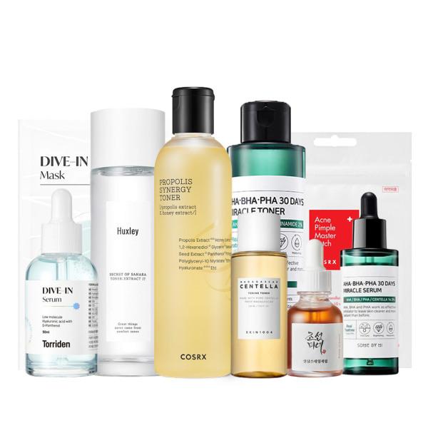 商品圖片,韓國代購 韓國批發-ibuy99 1+1 Skincare BIG SALE (COSRX/SKIN1004/SOME BY MI)
