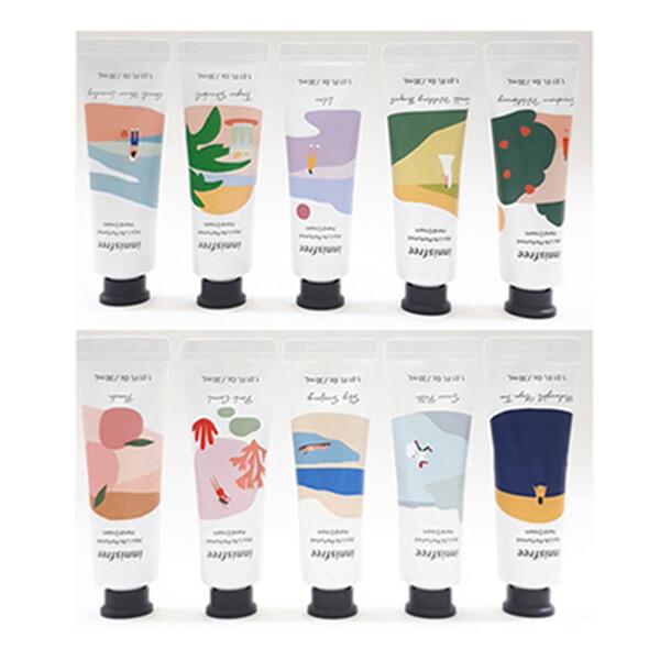 產品詳細資料,韓國代購|韓國批發-ibuy99|Jeju Life Perfumed Hand Cream February Tropic She…