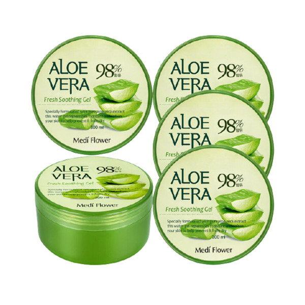商品圖片,韓國代購 韓國批發-ibuy99 Welcos Aloe vera multi soothing gel / 2+1 / sooth…