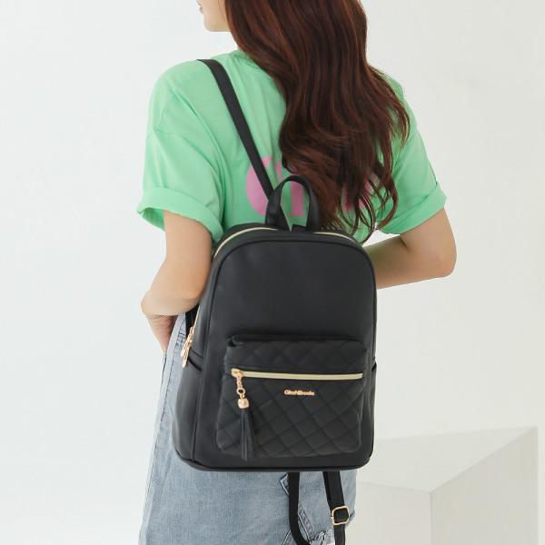 商品圖片,韓國代購|韓國批發-ibuy99|Women`s Backpack/Backpack for Work/Leather Backpa…
