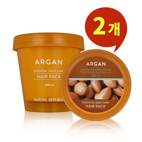 商品圖片,韓國代購|韓國批發-ibuy99|(Pick 2pcs)ARGAN Essential Deep Care Hair Pack/Sh…