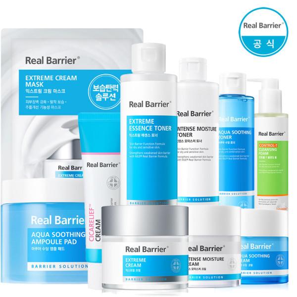 商品圖片,韓國代購 韓國批發-ibuy99 Real Barrier/Cream/Aqua