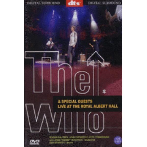 產品詳細資料,韓國代購|韓國批發-ibuy99|DVD  더후(The WHO) : 알버트홀라이브(dts 1disc)