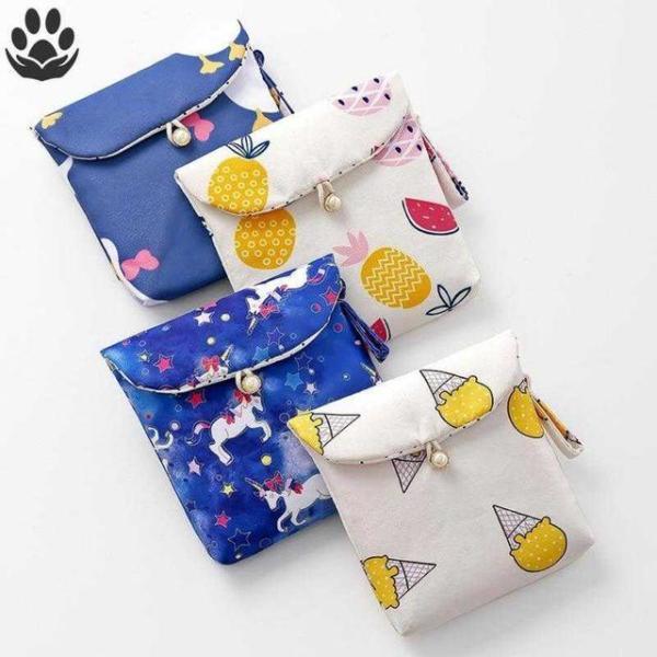 商品圖片,韓國代購 韓國批發-ibuy99 Cutie/Cute/Portable/Sanitary Pad Pouch