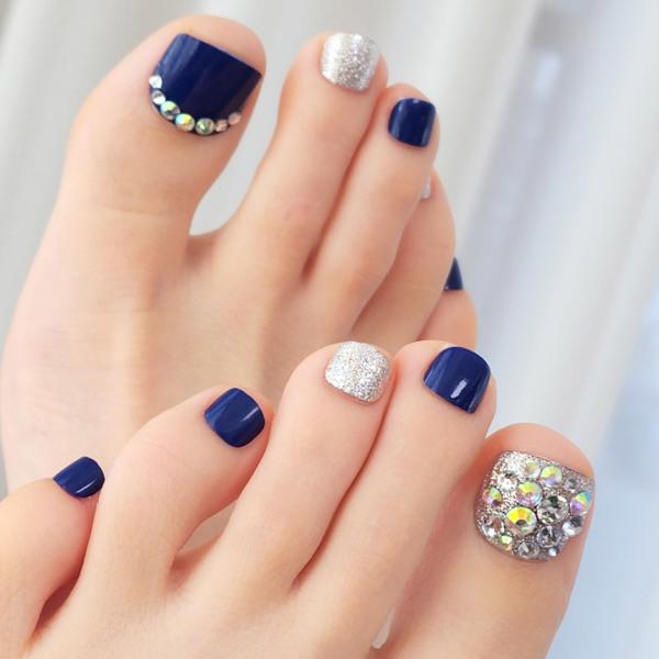 商品圖片,韓國代購 韓國批發-ibuy99 Nail Tip/Nail Art/False Nail/Pedicure