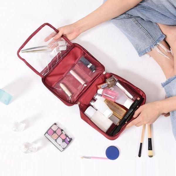 商品圖片,韓國代購 韓國批發-ibuy99 화장품 파우치 립스틱 가방 여행용 메이크업 박스