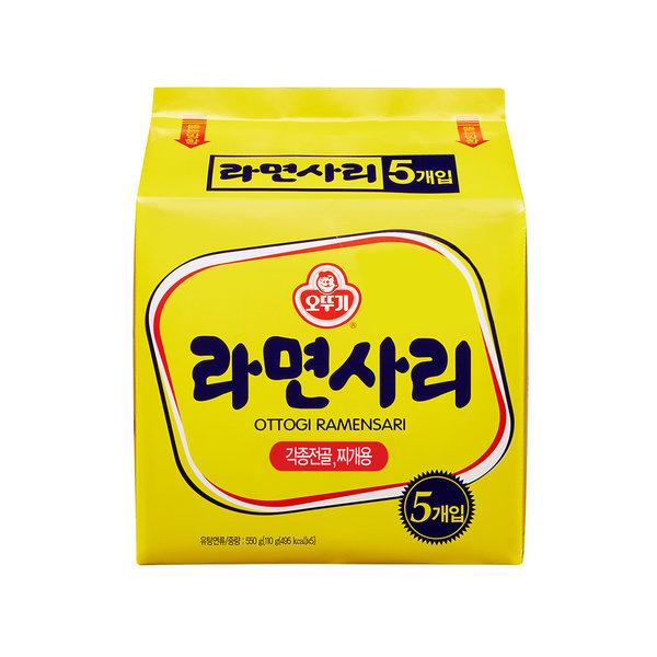 商品圖片,韓國代購|韓國批發-ibuy99|라면사리 멀티팩 5입(110Gx5)