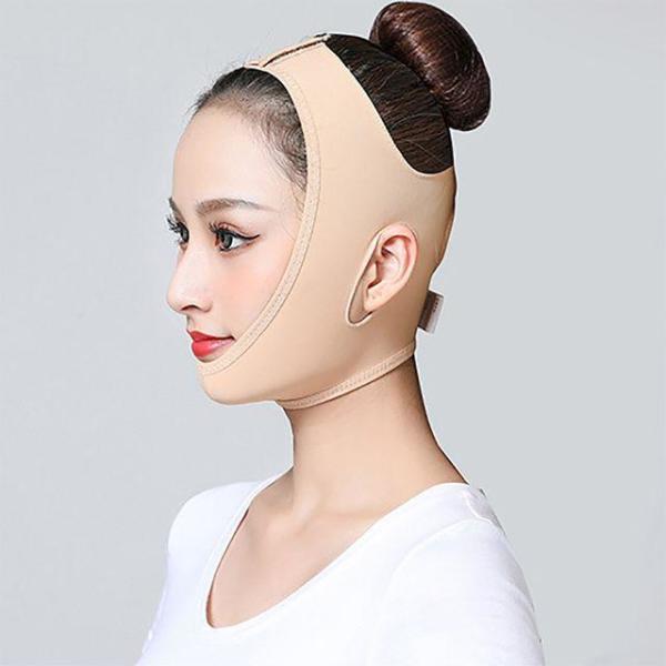商品圖片,韓國代購|韓國批發-ibuy99|V얼굴만들기 뷰티마스크 NEW 갸르미 리프팅밴드 V라