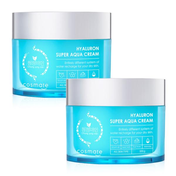 商品圖片,韓國代購 韓國批發-ibuy99 Pure Beautiful/Moisturizing Cream/200g/1+1/High-C…